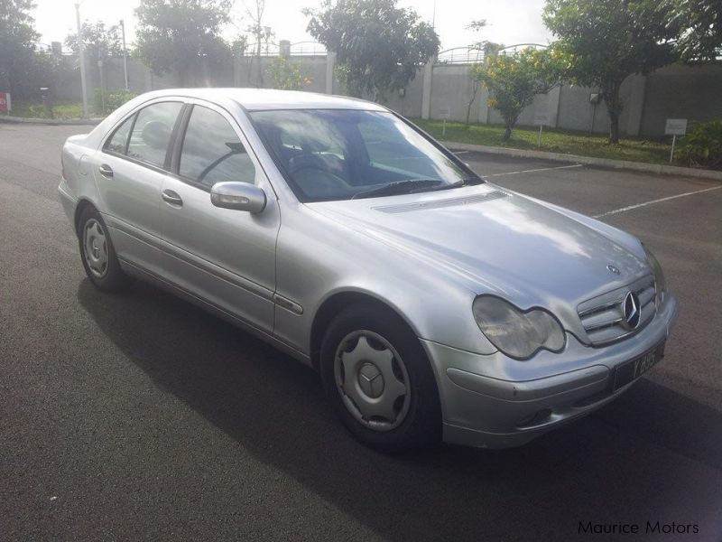 Used Mercedes-Benz C200 Elegance for sale in Mauritius