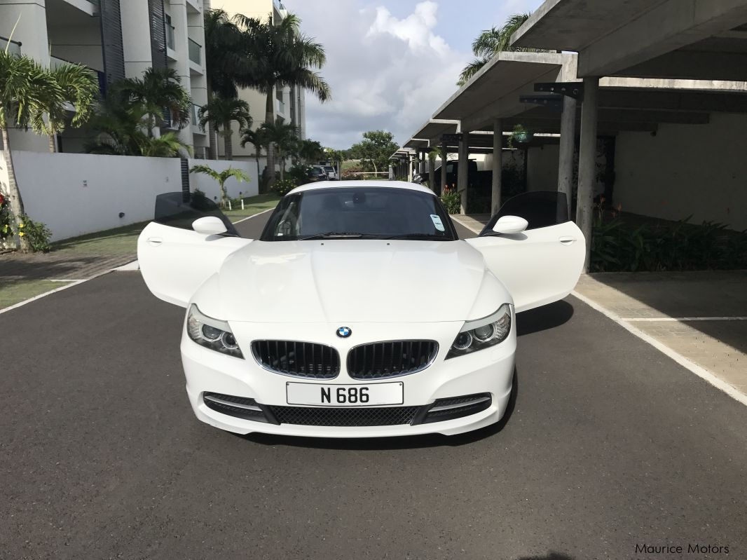Used BMW Z4 in Mauritius