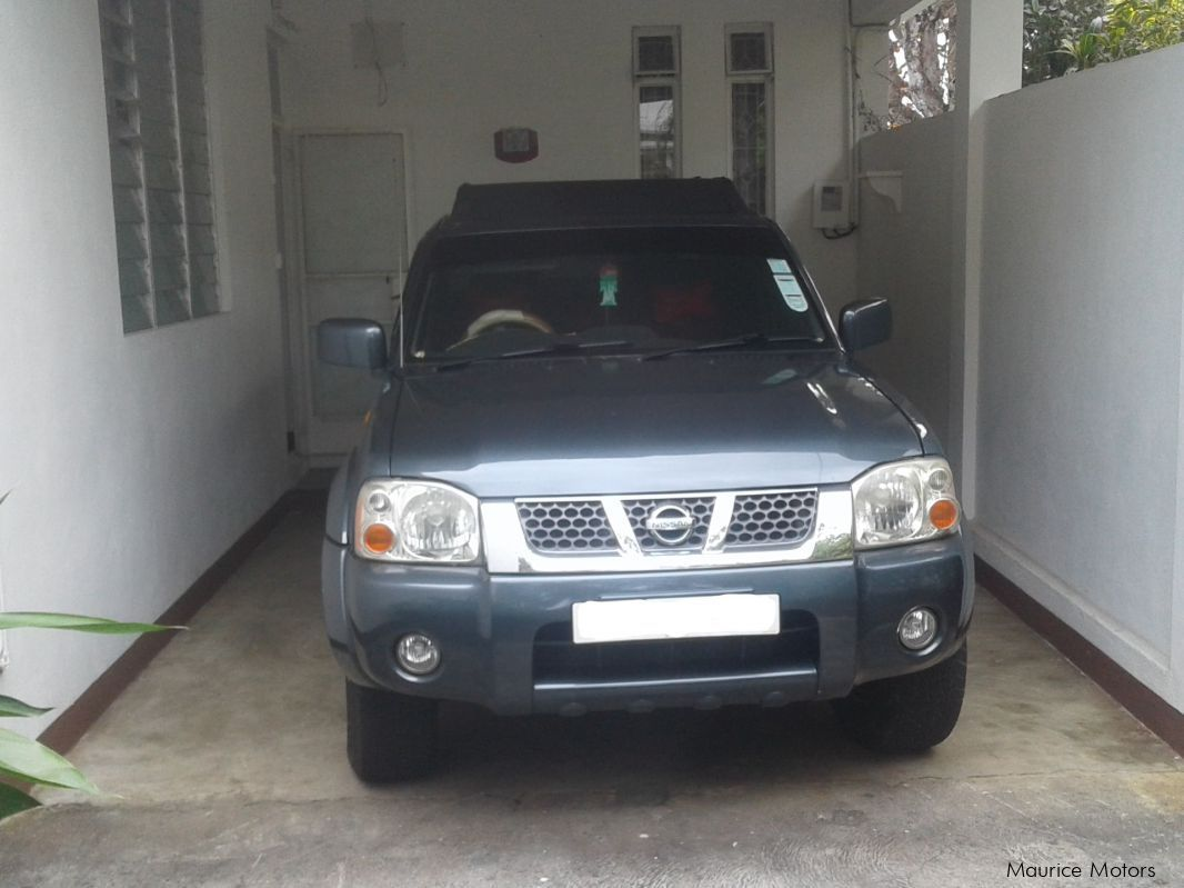 Pre-owned Nissan Hardbody 4X4 for sale in