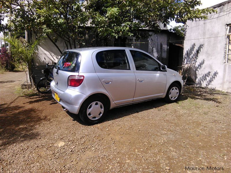 Used Toyota vitz for sale in Mauritius