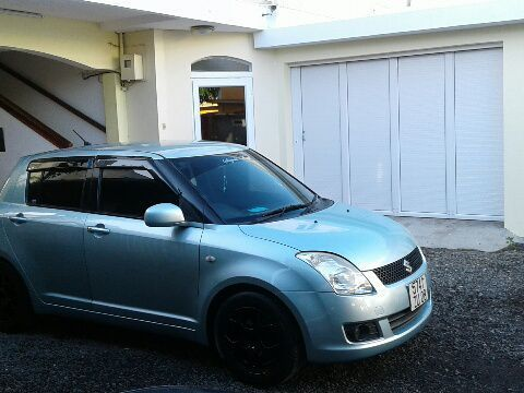 Pre-owned Suzuki SWIFT(JAPAN) for sale in