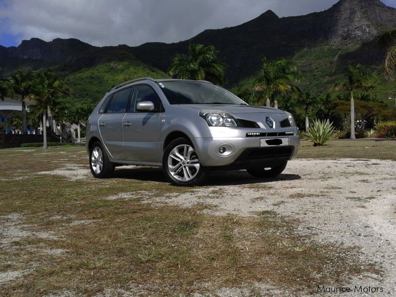 Pre-owned Renault koleos for sale in Mauritius
