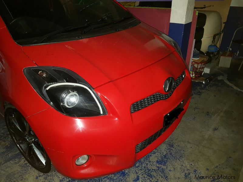 Pre-owned Toyota Vitz Rs for sale in Mauritius