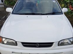 Pre-owned Toyota sprinter ae 110 for sale in Mauritius
