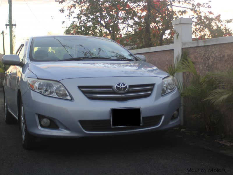 Pre-owned Toyota Corolla 1.5 for sale in Mauritius
