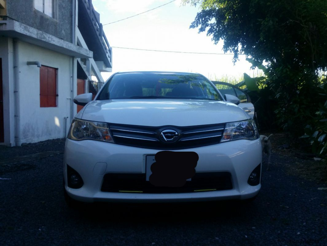 Pre-owned Toyota Toyota Axio for sale in