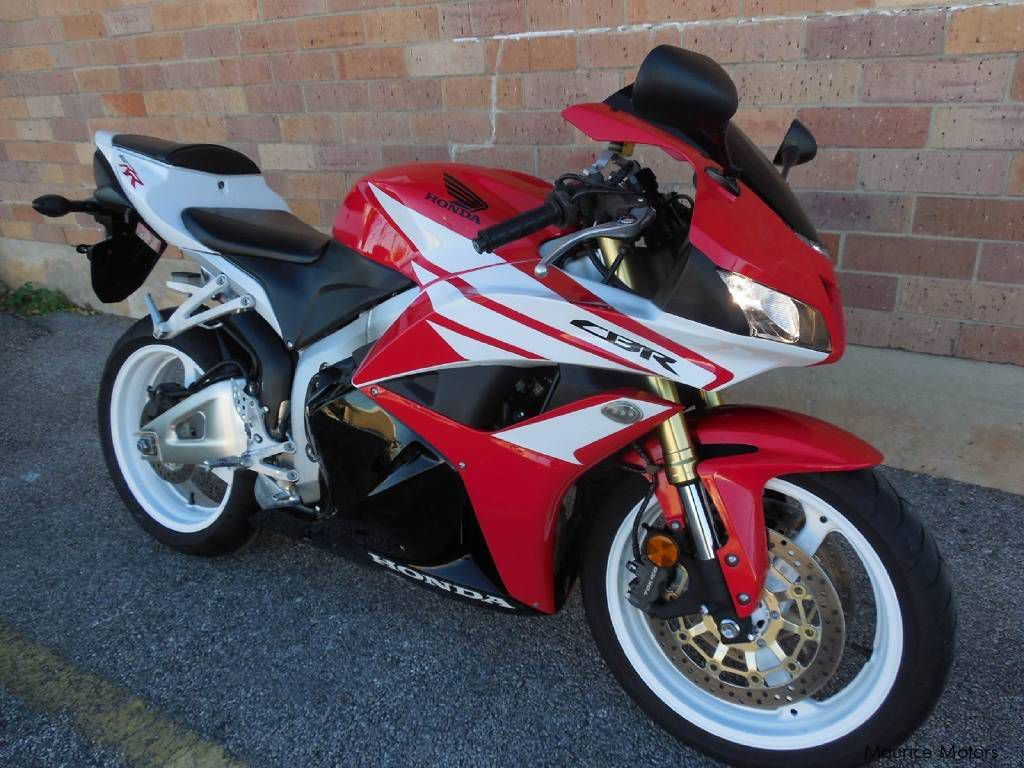 Pre-owned Honda 2012 cbr600rr for sale in