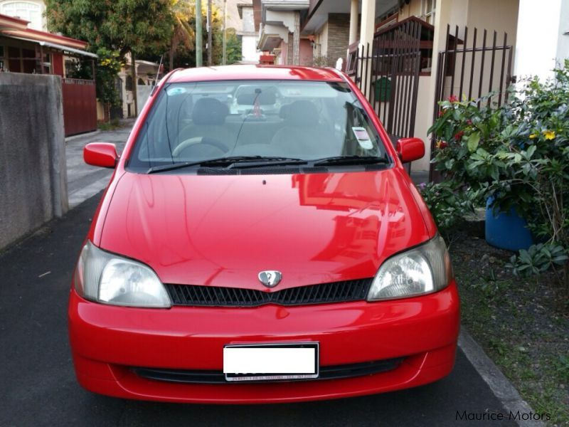 Pre-owned Toyota Platz for sale in Mauritius