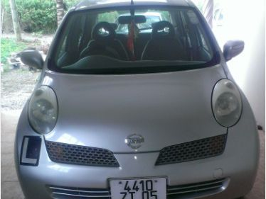 Used Nissan March AK12 for sale in Mauritius