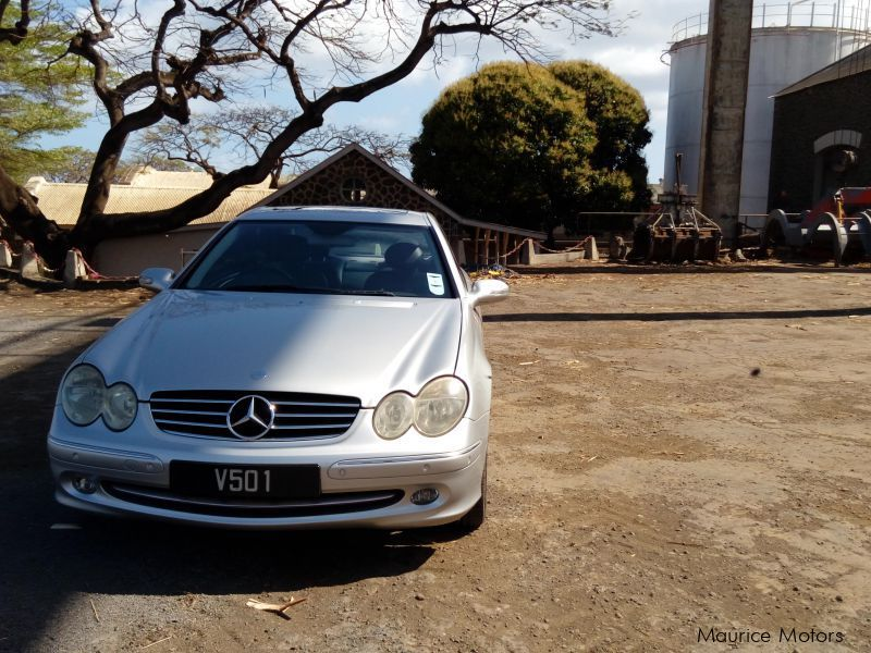 Pre-owned Mercedes-Benz CLK 320 for sale in Mauritius