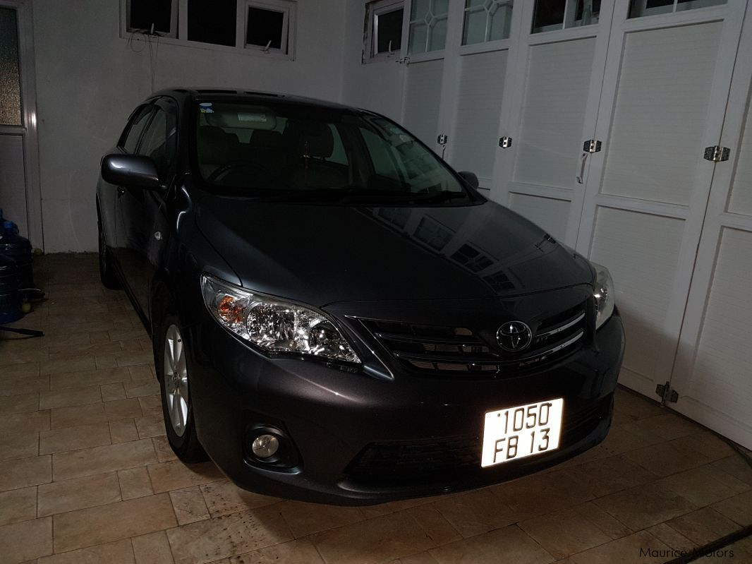 Pre-owned Toyota COROLLA LX for sale in