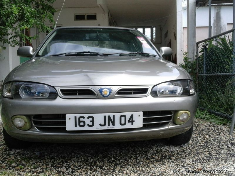 Pre-owned Proton Wira for sale in Mauritius