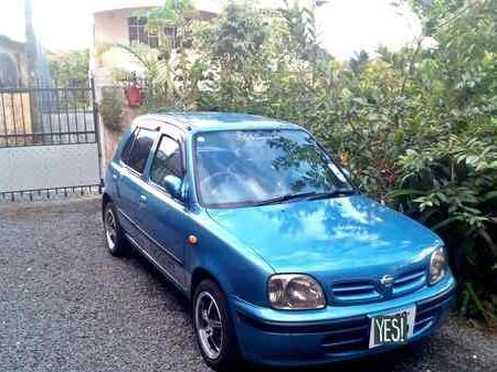 Pre-owned Nissan March k11 for sale in Mauritius