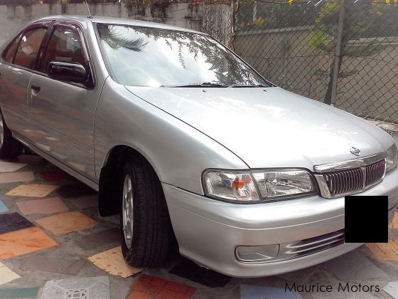 Pre-owned Nissan B 14 SUNNY Ex Saloon for sale in Mauritius