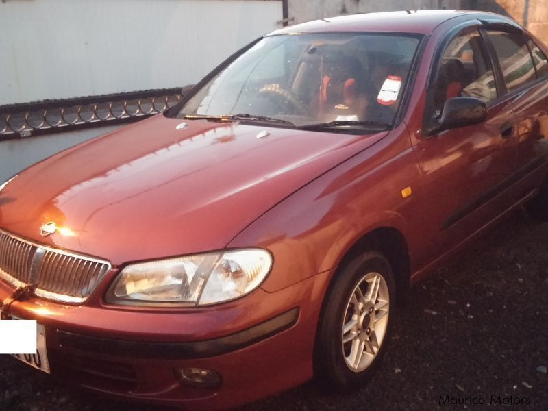 Pre-owned Nissan Sunny for sale in Mauritius