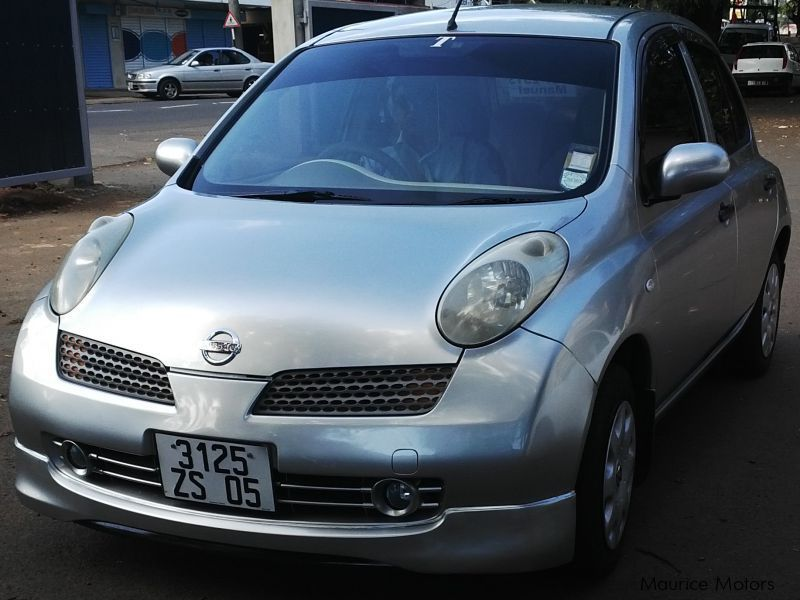 Used Nissan Ak 12 for sale in Mauritius