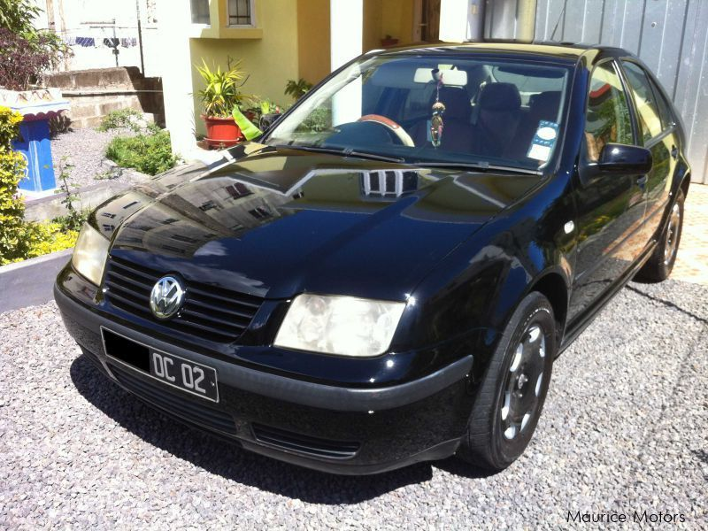 Pre-owned Volkswagen Bora for sale in Mauritius