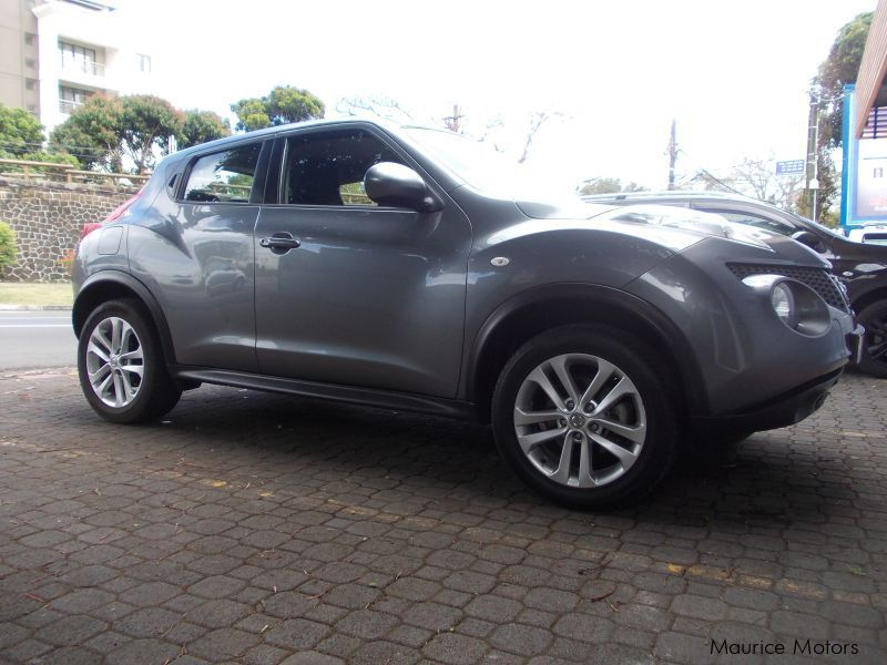 Pre-owned Nissan Juke for sale in Mauritius
