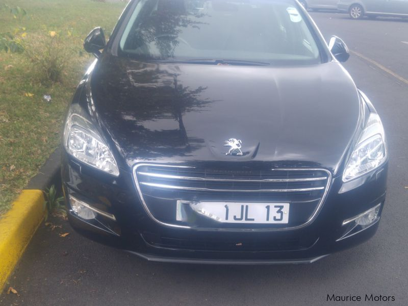 Pre-owned Peugeot 508 for sale in Mauritius