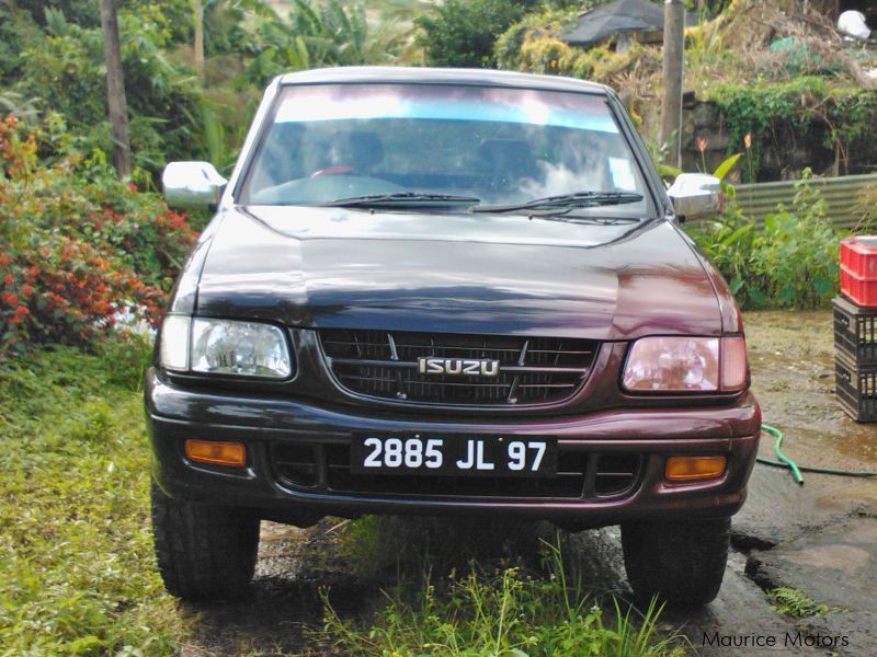 Used Isuzu 4*4 LS for sale in Mauritius