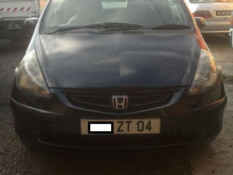 Used Honda Jazz for sale in Mauritius
