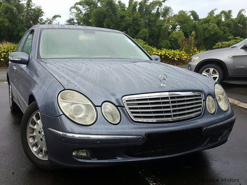 Pre-owned Mercedes-Benz E240 V6 for sale in