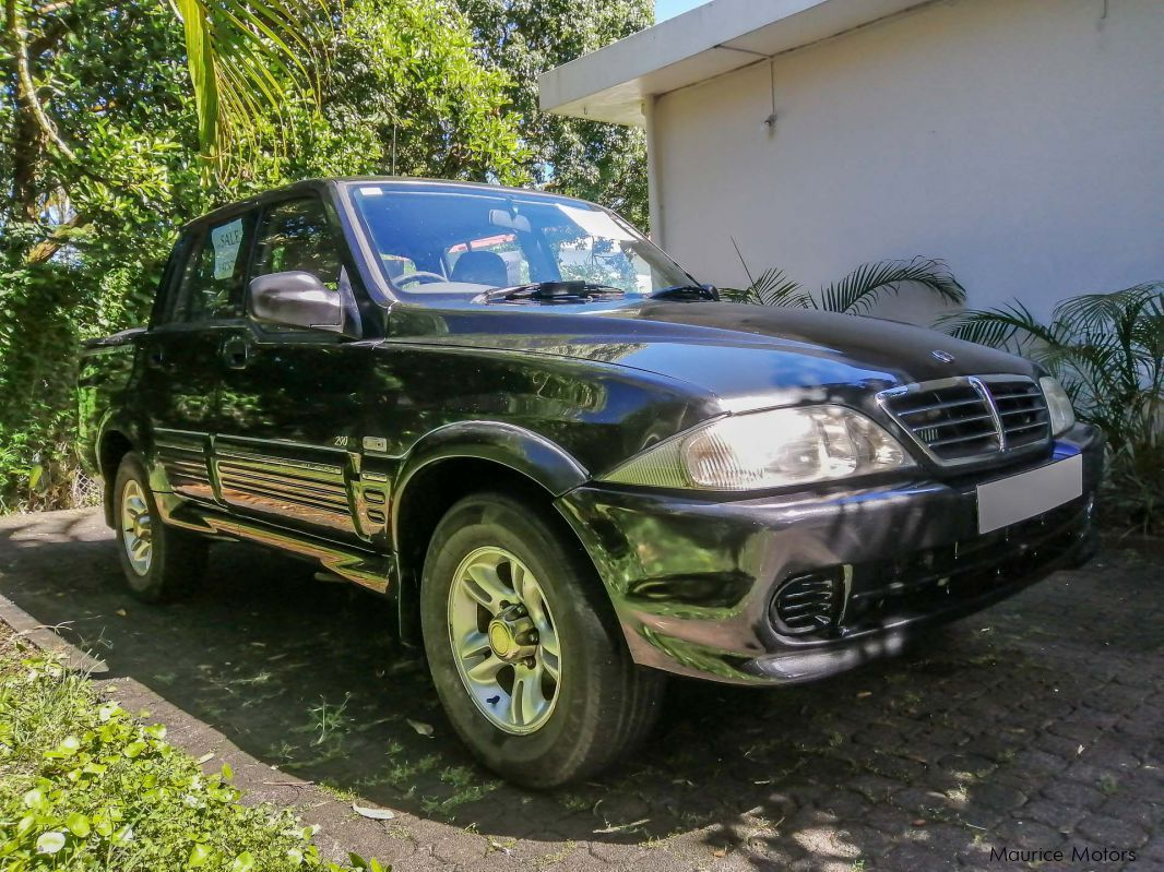 Pre-owned Ssangyong musso sports for sale in