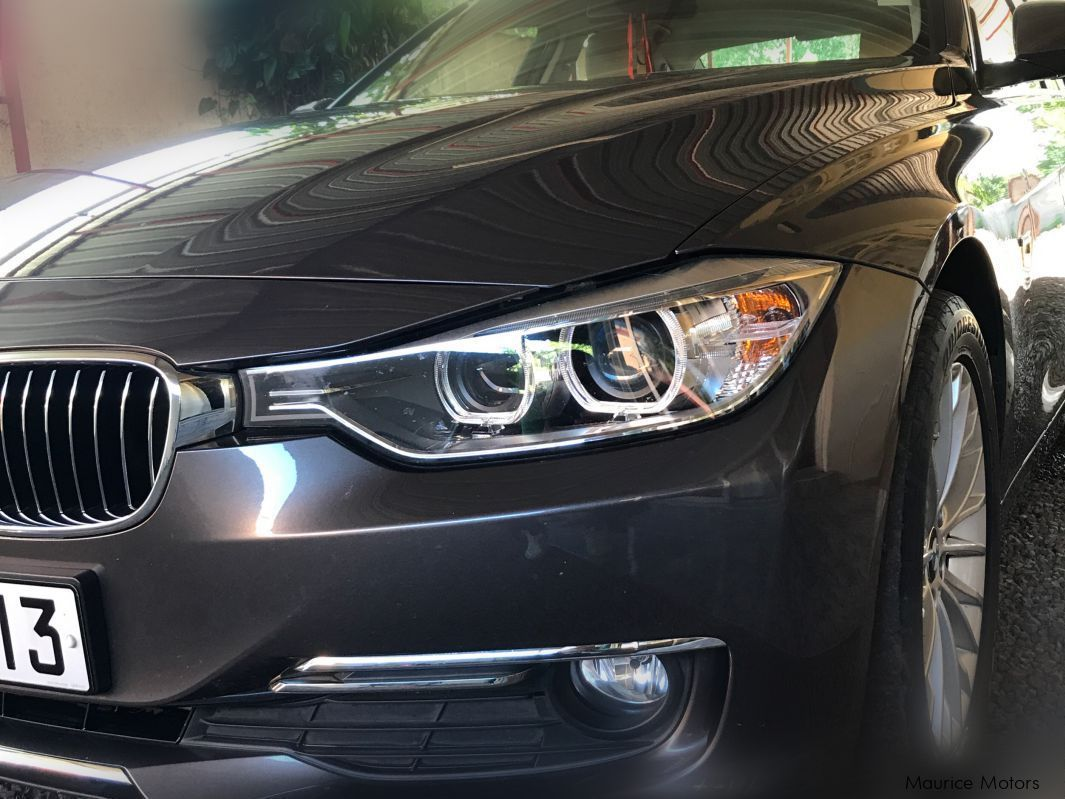 Used BMW 316 F30 Luxury in Mauritius