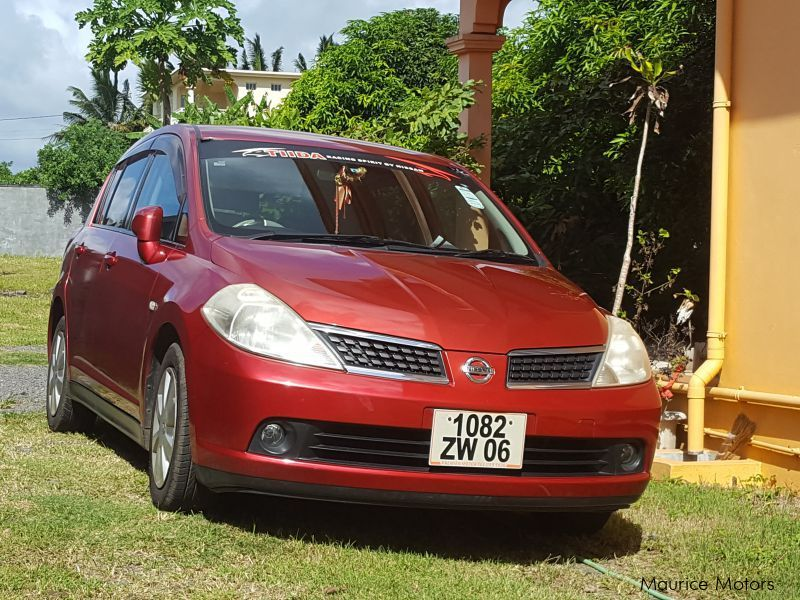 Pre-owned Nissan Tiida (With Sport Option) for sale in Mauritius