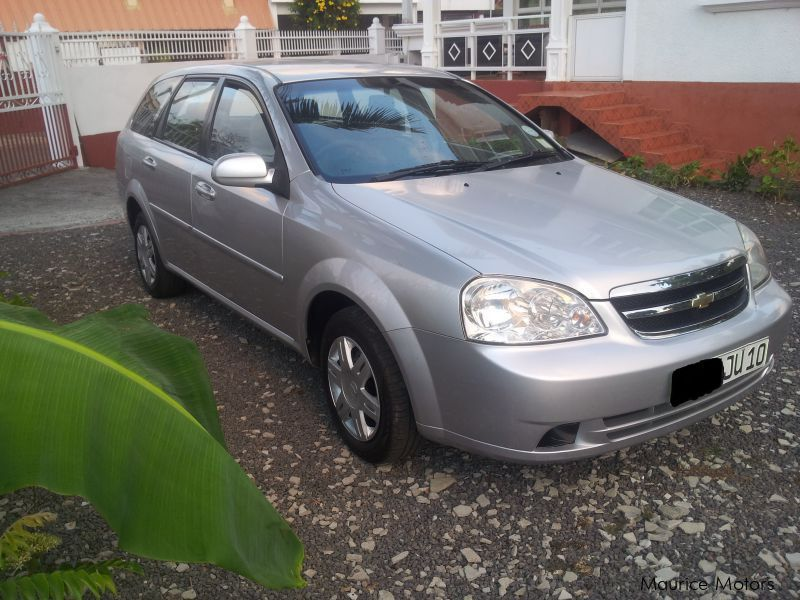 Used Chevrolet Optra Ls S/Wagon Dual purpose for sale in Mauritius
