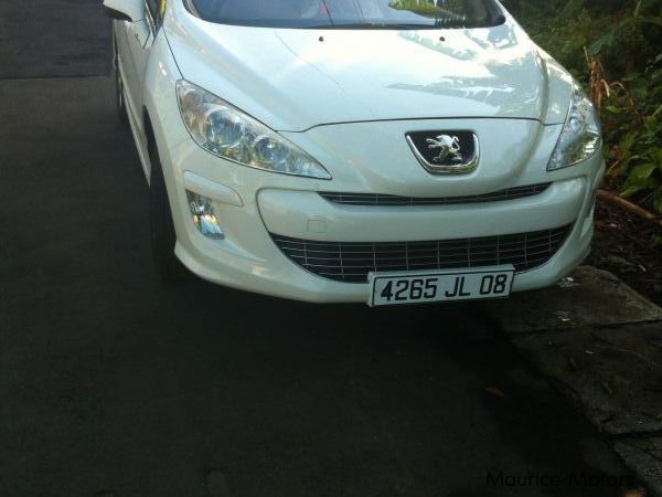Pre-owned Peugeot 308 for sale in Mauritius