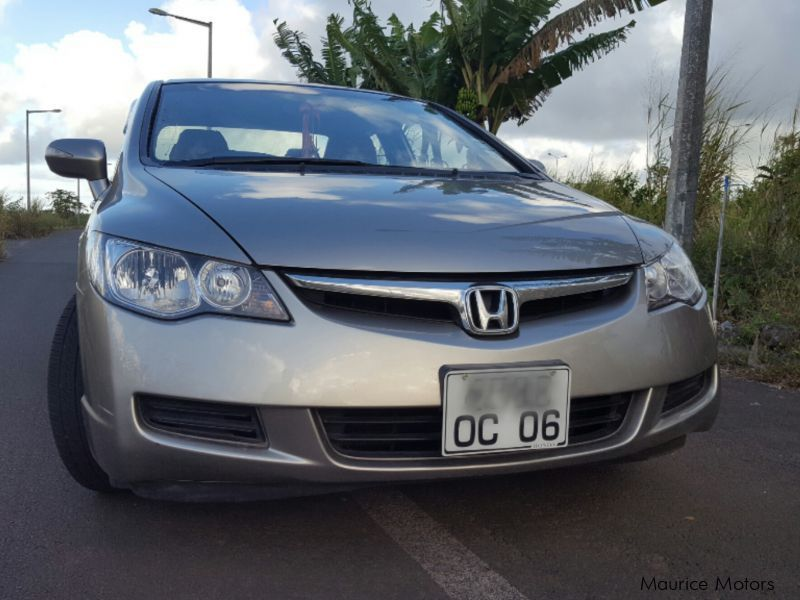 Pre-owned Honda CIVIC VTEC for sale in Mauritius