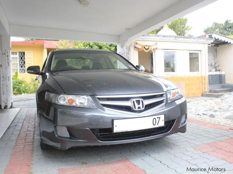 Pre-owned Honda Accord for sale in Mauritius