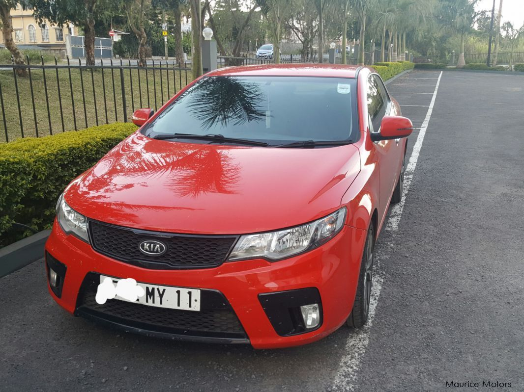 Used Kia Cerato Koup for sale in