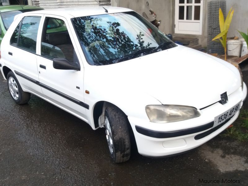 Used Peugeot 106 for sale in Mauritius