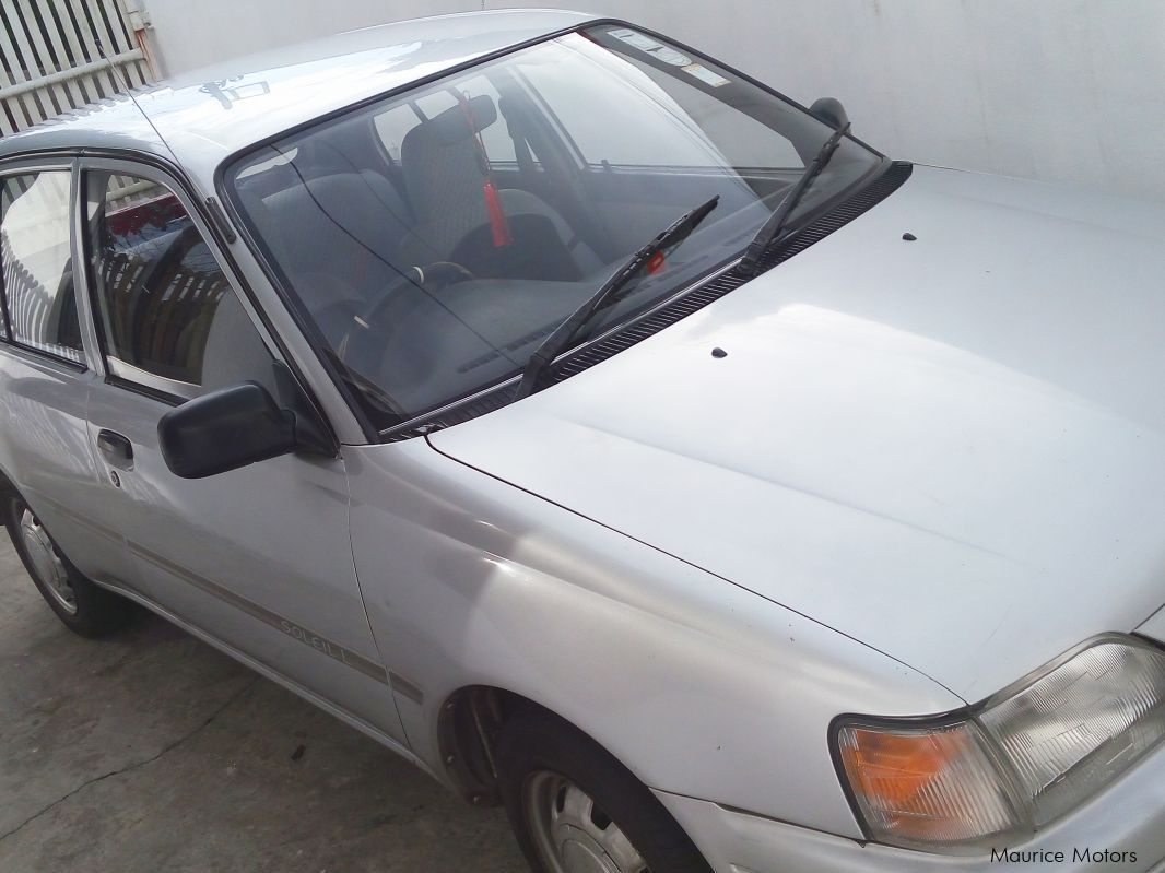 Pre-owned Toyota starlet for sale in