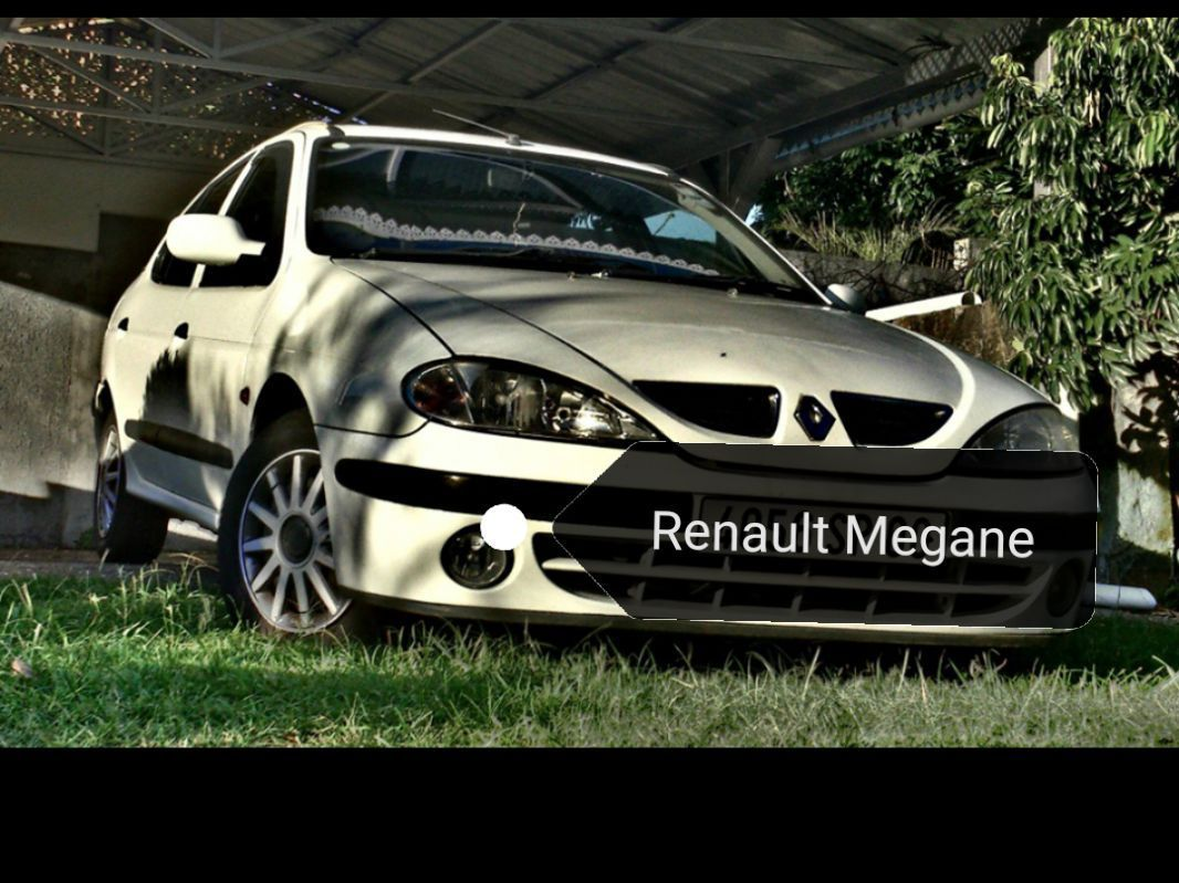 Pre-owned Renault Megane Classic Year 00 for sale in