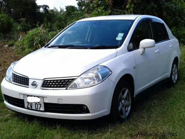 Pre-owned Nissan TIIDA for sale in