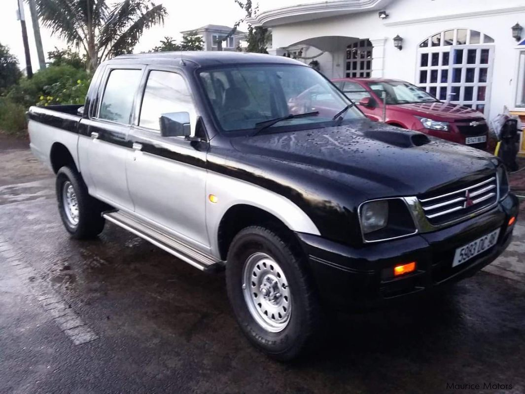 Used Mitsubishi 4x4 for sale in