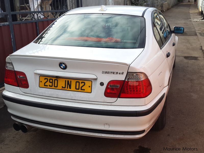Used BMW e46 320d for sale in Mauritius
