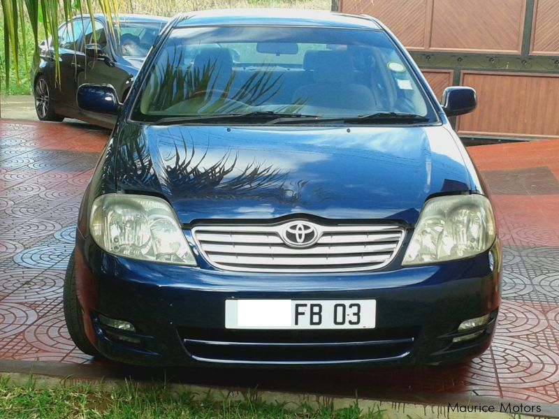 Used Toyota NZE Luxel Local for sale in Mauritius