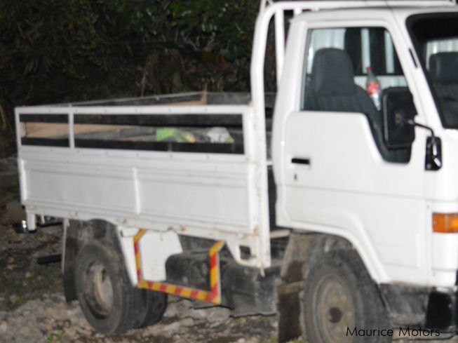 Toyota dyna in Mauritius