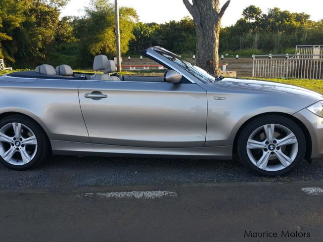 BMW 120i in Mauritius