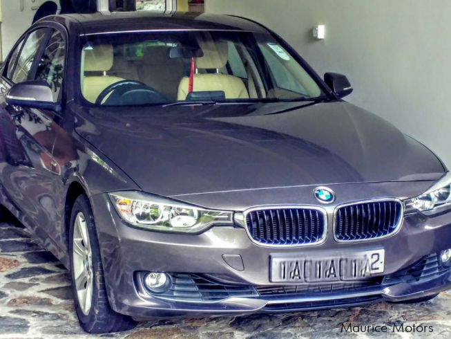 BMW 320i in Mauritius