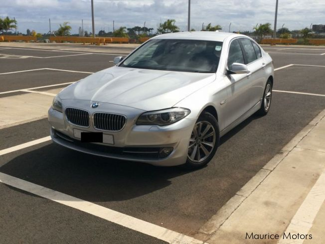 BMW 520i in Mauritius