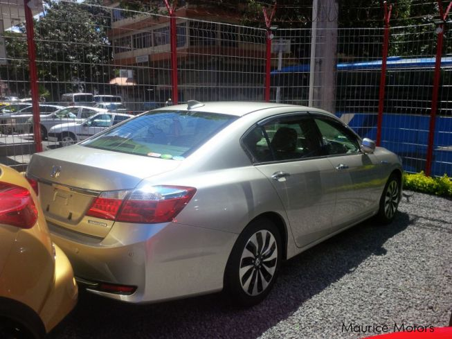 Honda Accord Hybrid Ex Leather Package in Mauritius