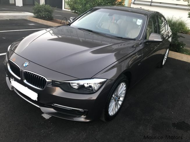 BMW 316i in Mauritius