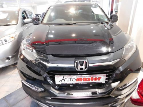Honda VEZEL - MODEL F- BLACK MET