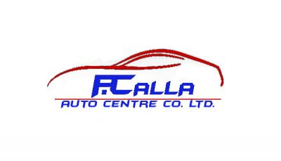F Calla Auto Center Co Ltd Mauritius